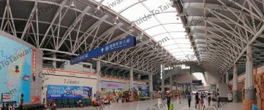 Taichung HSR Station Interior