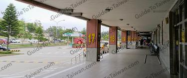 Kinmen Airport Transportation Plaza