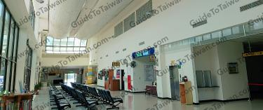 Hengchun Airport Interior Hall